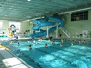 Lessons at the Indoor Aquatic Center