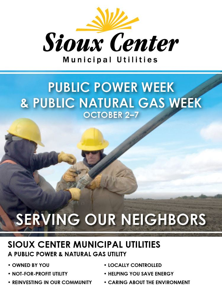 Public Power And Natural Gas Week