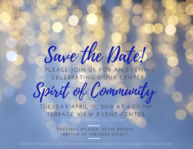 spirit of community 2018