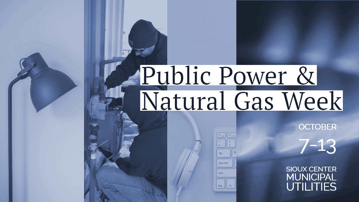 Public Power and Natural Gas Week 2018