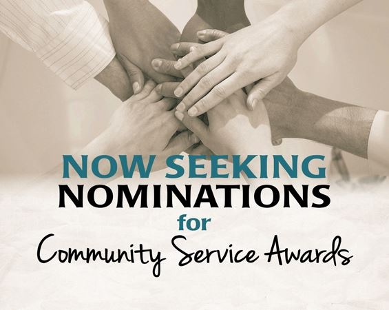Community Service Awards 2019