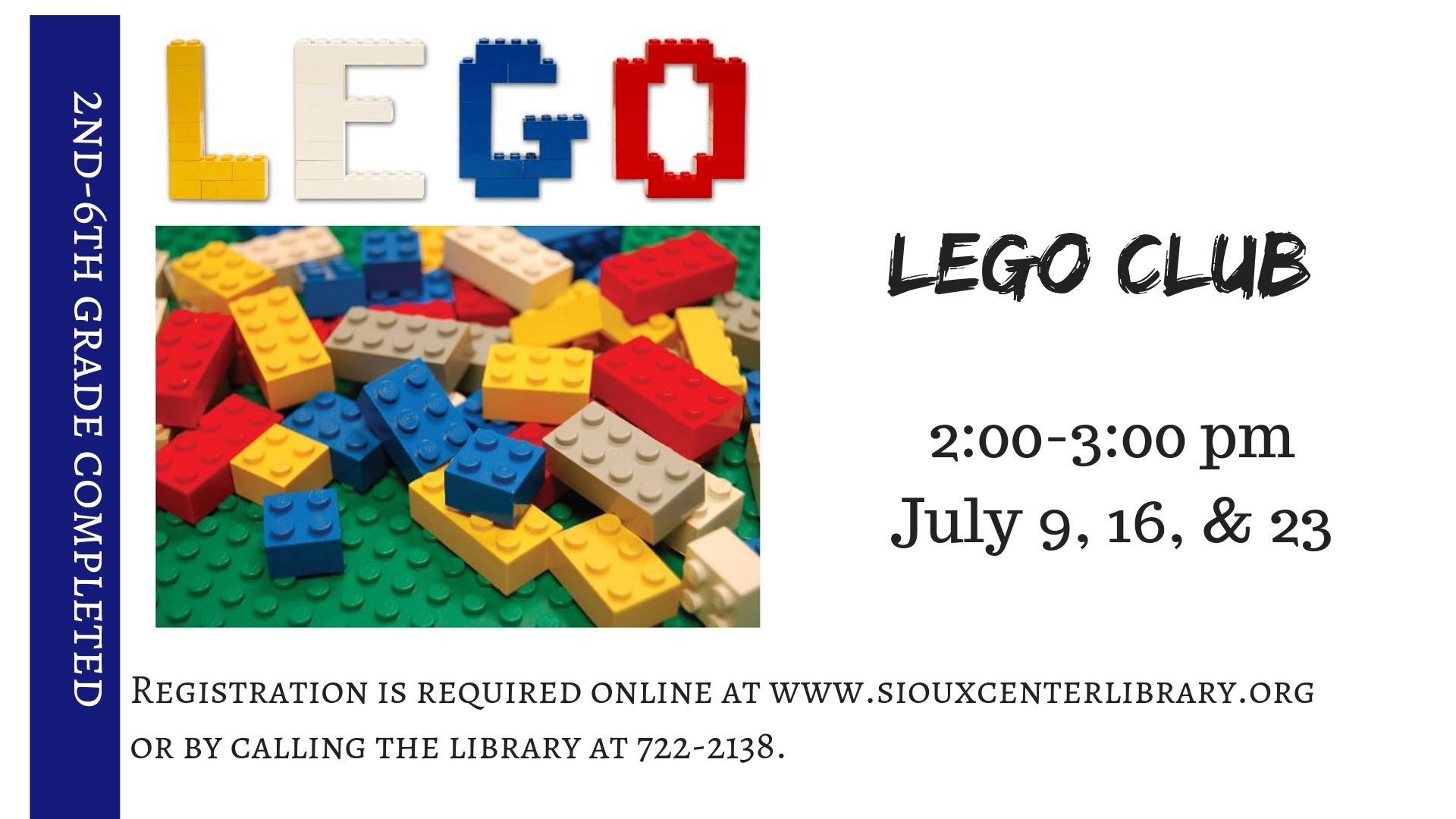 Lego Club Summer 2019