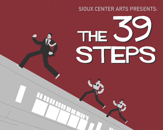 Play poster for 39 Steps